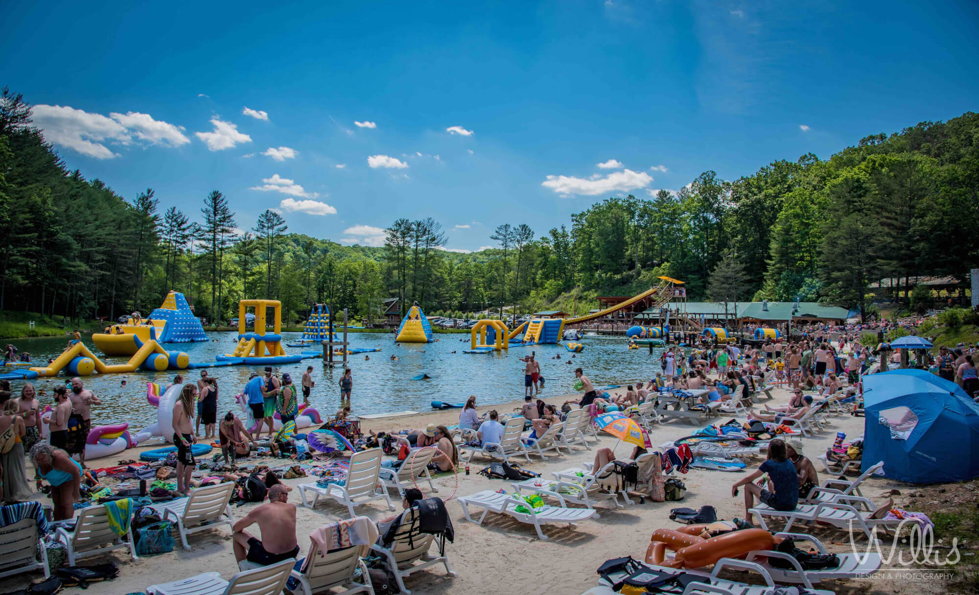Wonderland Waterpark Mountain Music Festival